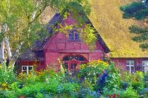 Fachwerkhaus by Wolfgang Pfensig