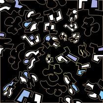 dance of souls in black by jopelim