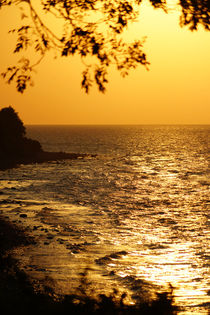Sonnenuntergang auf der Wilhelmshöhe  von ir-md