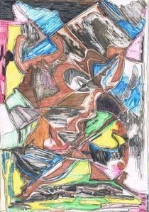 Gestrandet / Stranded by Claudia Juliette Dittrich