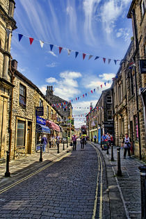 'Otley Street, Skipton' by Colin Metcalf