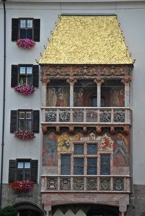 Goldenes Dachl in Innsbruck... 2 by loewenherz-artwork
