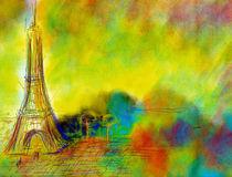 Eiffel by Alexandre Reis