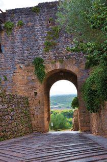 Toscana - Italia von Victor Casale