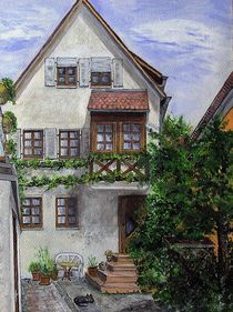 Haus in meiner Nachbarschaft von Elisabeth Maier