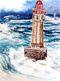 Leuchtturm by Irina Usova