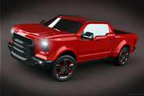 Pickup truck concept