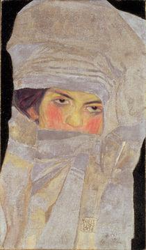 Portrait von des Künstlers Schwester, Melanie