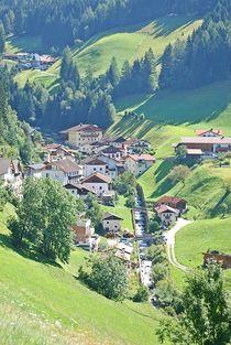 Mühltal in Tirol... 1 von loewenherz-artwork
