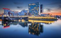 Medienhafen Düsseldorf von photoart-hartmann
