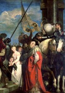 Ecce Homo by Tiziano Vecellio