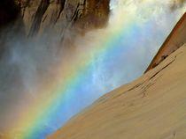 rainbow @ Augrabies Falls by moyo