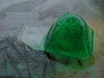 EMERALD GREEN ICE von Juan Carlos Camelo