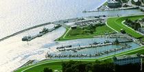 Nassauhafen, Luftbild von Rolf Müller