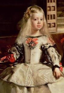Las Meninas oder Die Familie von Philipp IV. by Diego Rodriguez de Silva y Velazquez
