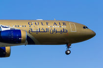 Gulf Air Airbus A330 by David Pyatt