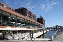 Hamburg, Hafen-City by minnewater