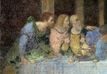 Das Letzte Abendmahl by Leonardo Da Vinci
