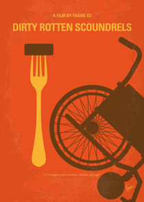 No536-my-dirty-rotten-scoundrels-minimal-movie-poster