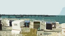 Strandkörbe von gnk-art
