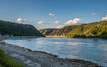 St. Goarshausen-Loreley 39 by Erhard Hess