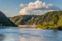 St. Goarshausen-Loreley 16 by Erhard Hess