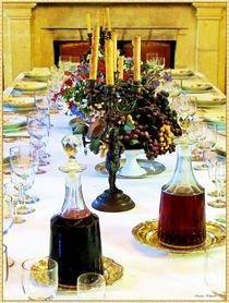 ~~ Romance inviting Table ~~ von Sandra  Vollmann