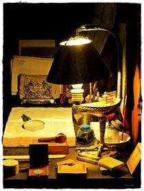 '~ Reading Corner ~' by Sandra Vollmann