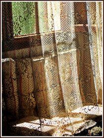 ~ Romantik Curtain ~ von Sandra  Vollmann
