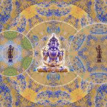 Buddhas by Thomas  Bode