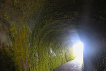 Light at the end of the tunnel by Ildeberta Serpa