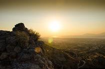 Sonnenuntergang Kos by Pedro Ferreira