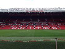 Old Trafford Sir Alex Ferguson Stand von Alexander Tullius