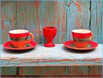 ~ Coffee or Tea ? ~ by Sandra  Vollmann