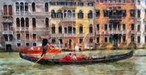 'Gondola' von Wolfgang Pfensig