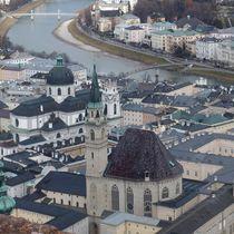 view of Salzburg von Flavio Molina
