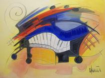 Das Piano von nicola-quici-kunst