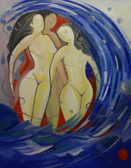 112015-wohlfuehl-oil-on-canvas-80x100cm