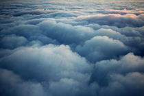 over the clouds - two by chrisphoto