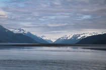Mountains in the Gulf of Alaska by Amber D Hathaway Photography