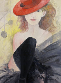 Ballerina von nicola-quici-kunst