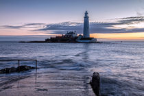 St Mary's Lighthouse von David Pringle