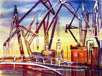 Industriegebiet by Irina Usova