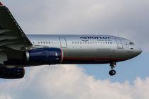 Aeroflot Airbus A330 von David Pyatt