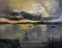 Impression of Northern Scotland von nicola-quici-kunst