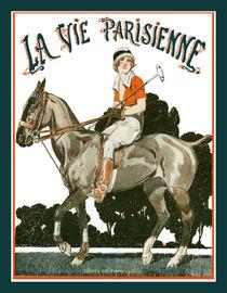 LA VIE PARISIENNE RENE VINCENT 1919 by potseed21