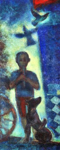 Musician kid by natogomes