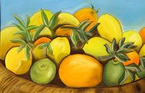 Zitronen-Orangen-Schale by Thomas Spyra