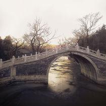 Bridge-over-golden-water