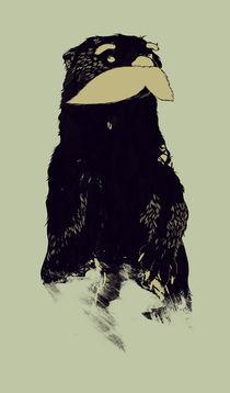 An Other Moustache von Tobias Fonseca